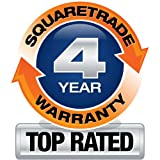 SquareTrade 4-Year TV Warranty ($1000-1250 LCD, Plasma, LED)