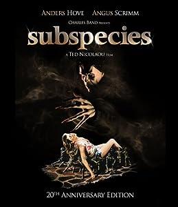 Subspecies (20th Anniversary Edition) [Blu-ray]