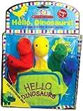 Hello, Dinosaurs: A Hand-Puppet Board Book (Little Scholastic)