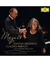 Mozart: Klavierkonzerte 20 & 25 (Live)