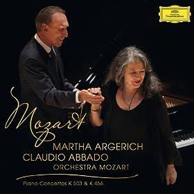 Mozart: Klavierkonzerte 20 & 25 (Live) [+digital booklet]