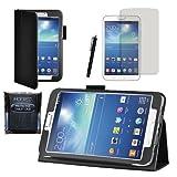 MOFRED® Black Samsung Galaxy Tab 3 8
