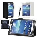 """MOFRED� Black Samsung Galaxy Tab 3 8""""..."""