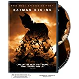 Batman Begins (Two-Disc Special Edition) (Bilingual) [Import]by Christian Bale