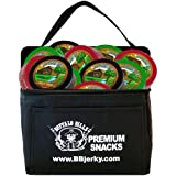 Buffalo Bills Beef Jerky Chew 6-Pack Gift Cooler (filled w/ 36 assorted cans of shredded jerky chew)