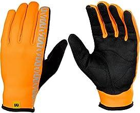 Mavic Full finger gloves Vision Glove fluorescent orange