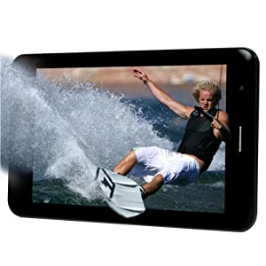 SVP® 7 Inch Dual Core Dual Camera Google Android 4GB A20 Capacitive Touch Screen 2G Phone + Tablet = phablet Tablet series from SVP