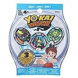 Yokai - (Hasbro B5944EU4) Sobre sorpresa medallas  - versi�n ingl�s