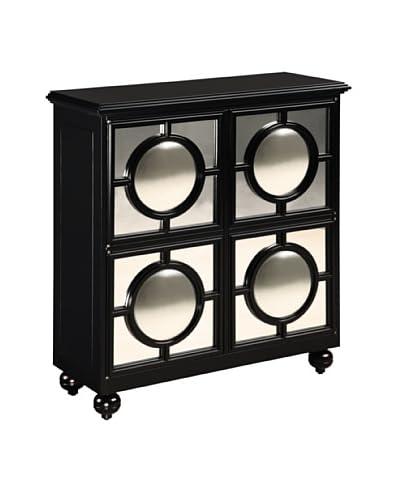 Artistic Mirage Cabinet, Black