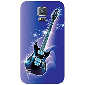 Printland Blued Phone Cover For Samsung Galaxy S5