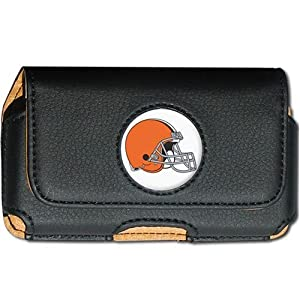 NFL Cleveland Browns Horizontal Personal Electronics Case by Siskiyou Gifts Co, Inc.