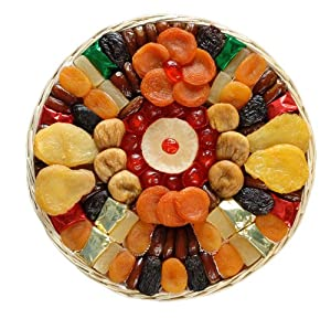 Broadway Basketeers Dried Fruit Extra-Large Gift Basket