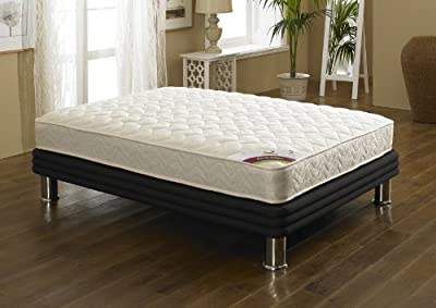 Happy Beds Micro Quilted High Count Pocket Sprung Mattress