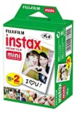 FUJIFILM インスタントカメラ チェキ用フィルム 20枚入 INSTAX MINI WW 2