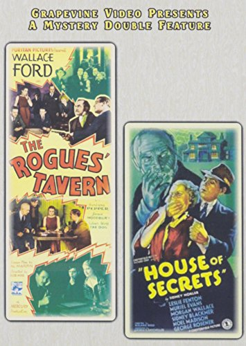 DVD : Rogues Tavern (1936) / House Of Secrets (1936) (DVD)