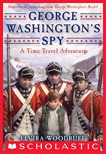 George Washington's Spy (Time Travel Adventures Book 2) (Revolutionary War British Side compare prices)