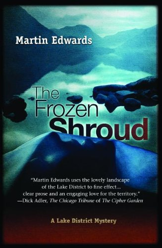 Frozen Shroud: A Lake District Mystery (Lake District Mysteries)