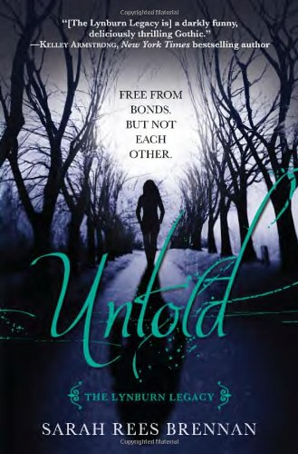 Image of Untold (The Lynburn Legacy Book 2)