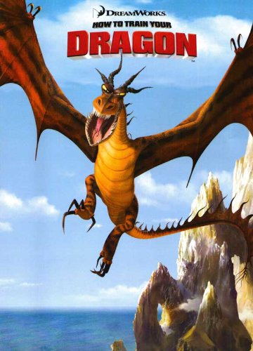 How to Train Your Dragon Poster Movie D 11x17 Jay Baruchel Gerard Butler America Ferrera