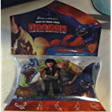 How To Train Your Dragon Character Bandz - 1 Pack Of 20 Silly Bandz