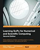 img - for Learning SciPy for Numerical and Scientific Computing Second Edition book / textbook / text book
