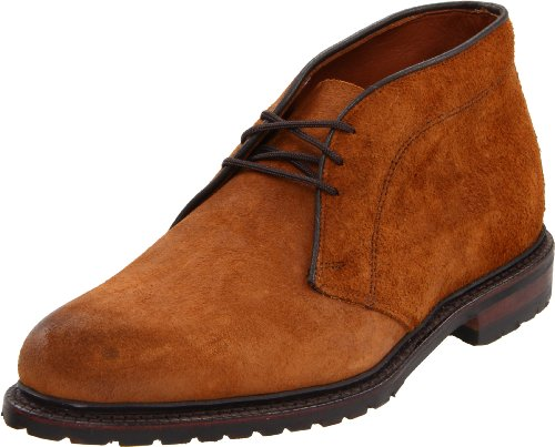 Allen Edmonds Men's Katmai Lace-Up Boot,Walnut Suede,10.5 D US