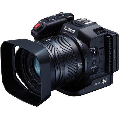 Canon XC10 UltraHD 4K PRO Camcorder