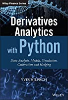 Derivatives Analytics with Python Front Cover