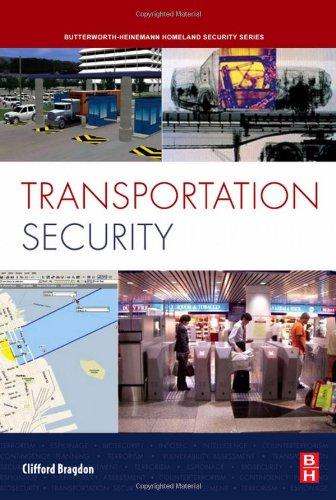 Transportation Security (Butterworth-Heinemann Homeland...