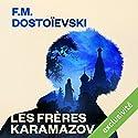 Les Frères Karamazov Hörbuch von Fédor Dostoïevski Gesprochen von: Vincent Violette