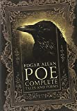 Edgar Allan Poe: Complete Tales and Poems (Fall River Classics)