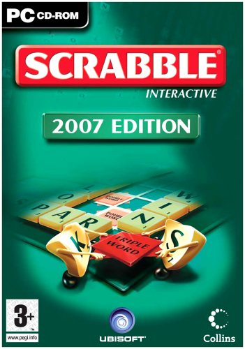 Scrabble 2007: New Edition (PC CD)