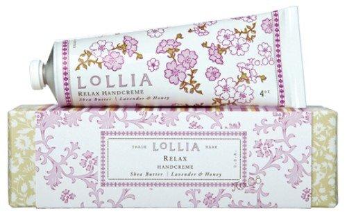 LoLLIA (LORIA) hand creams relaxing 35 g
