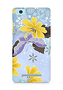 Amez designer printed 3d premium high quality back case cover for Xiaomi Mi5 (Color background pattern surface)