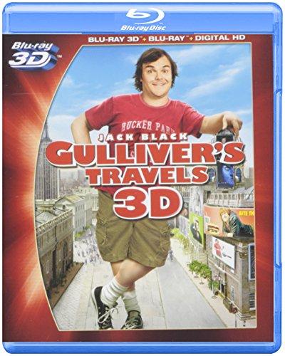 Gulliver's Travels Blu-ray 3d