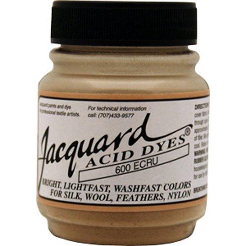 Ecru 600 Washfast Color Acid Dye, .5 oz (Ecru Dye compare prices)