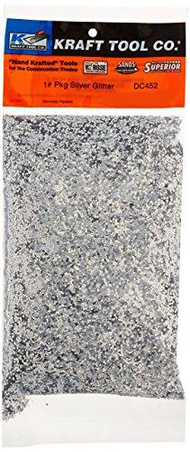 kraft-tool-dc452-silver-glitter-1-pound