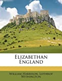 img - for Elizabethan England book / textbook / text book