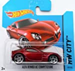 Hot Wheels 2014 HW City ALFA ROMEO 8C...