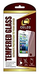 CELZO Tempered Glass Screenguard Screenprotector for Huawei P9 Plus (5.5 Inches)