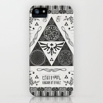 Society6/ソサエティシックス iphone5/5Sケース ゼルダの伝説 Legend_of_Zelda