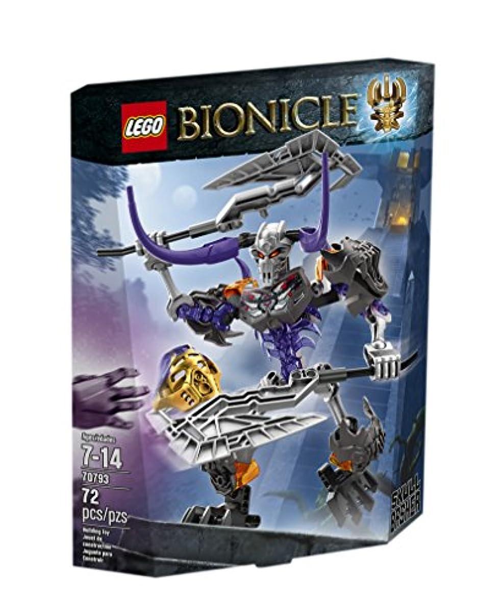 [해외] LEGO BIONICLE 70793 SKULL BASHER BUILDING KIT