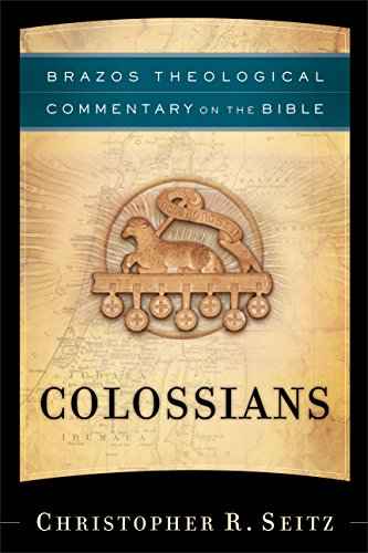 Colossians (Brazos Theological Commentary on the Bible)