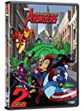 The Avengers: Earth's Mightiest Heroes - Season Two, Volume One