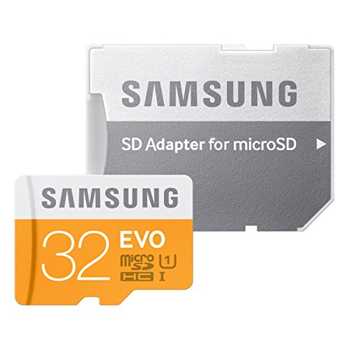 Samsung microSDカード 32GB EVO Class10 UHS-I対応 (最大転送速度48MB/s) MB-MP32DA/FFP