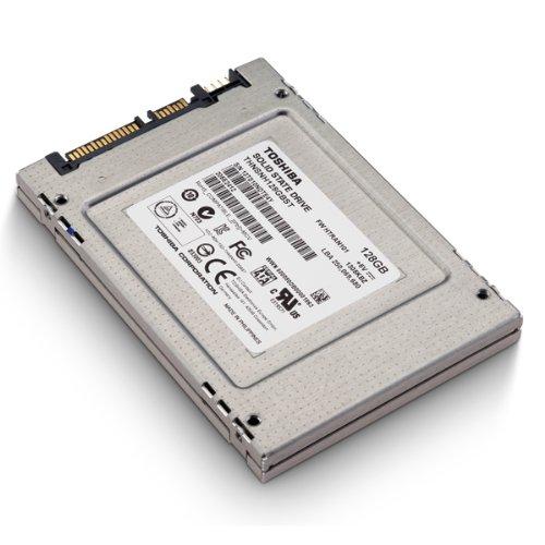 Disco Duro interno para Laptops Toshiba  HDTS212XZSTA Q-Series de 128GB, conexión SATA III.
