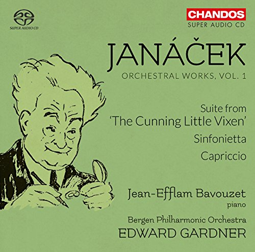 JANACEK / BAVOUZET / BERGEN PHILARMONIC ORCH