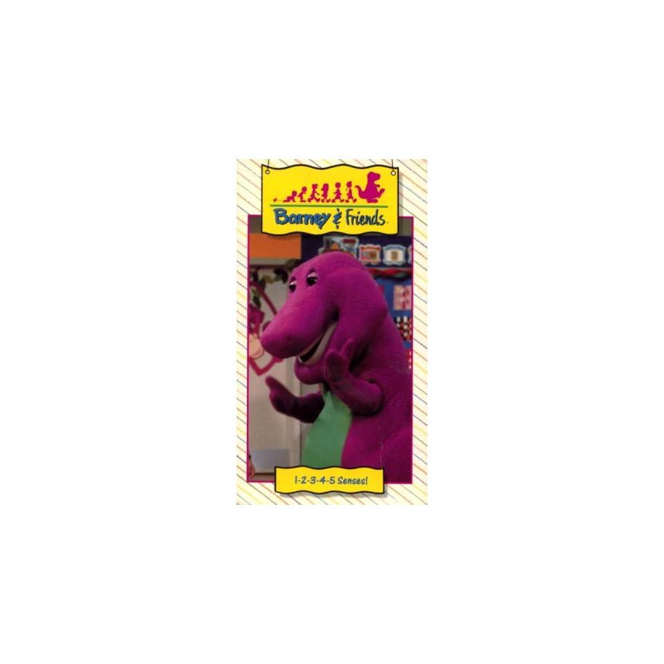 Barney amp friends 1 2 3 4 5 senses vhs on popscreen