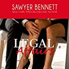 Legal Affairs Boxed Set Hörbuch von Sawyer Bennett Gesprochen von: Kirsten Leigh