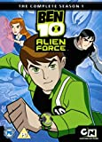 Ben 10 - Alien Force S1 Complete [Import anglais]